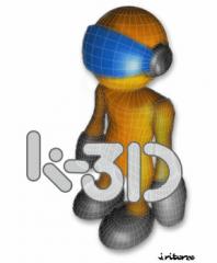 K3d programma per progettare animazioni di qualit for Programma per 3d interni
