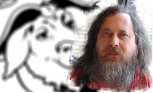 Sul Blog di Beppe Grillo, leader indiscusso del movimento 5 stelle di parla di Software libero con Richard Stallman