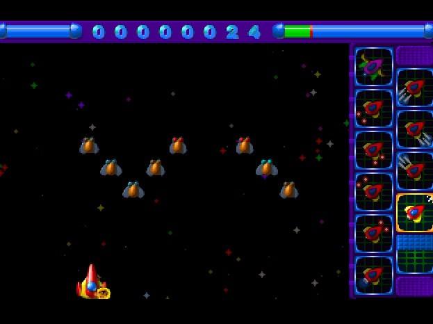 giochi di astronavi da