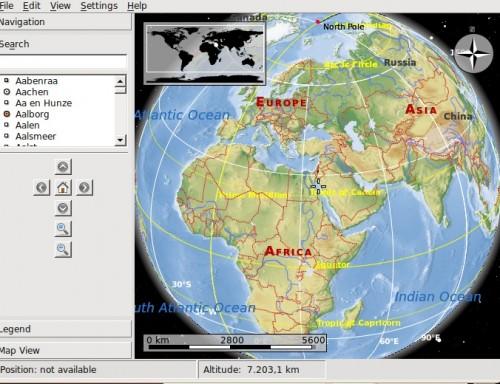 Marble Programma Istruttivo Per Scuole Sulla Geografia